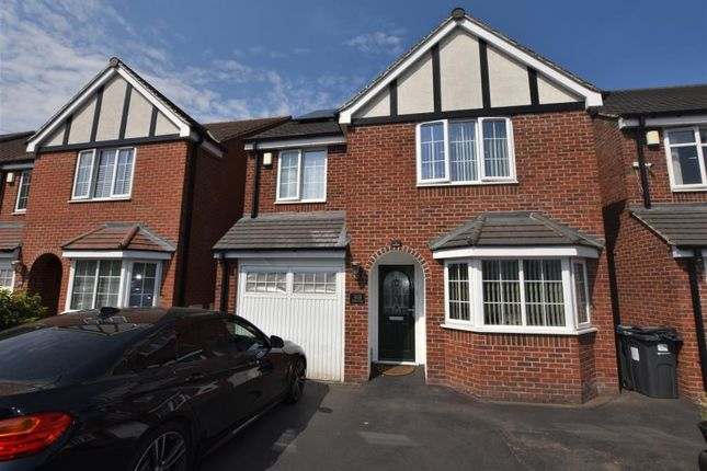 Thumbnail Detached house for sale in Kingsley Court, Church Road, Yardley, Birmingham