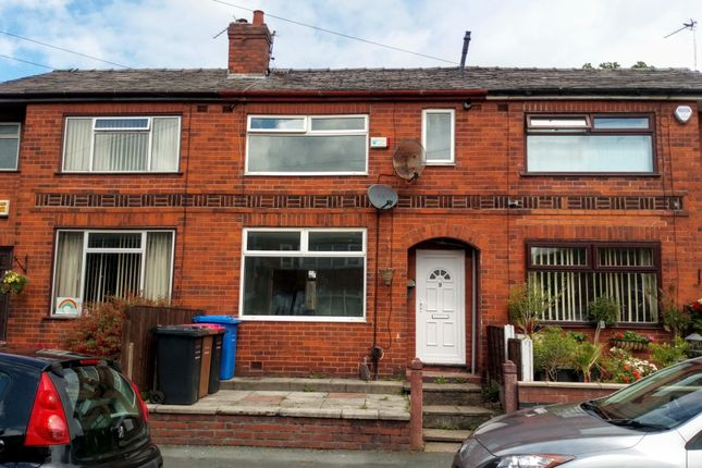 Thumbnail Terraced house to rent in Malvern Grove, Walkden, Manchester