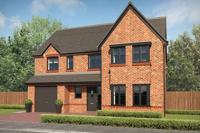 Thumbnail Detached house for sale in Roseberry Manor, Middlesbrough