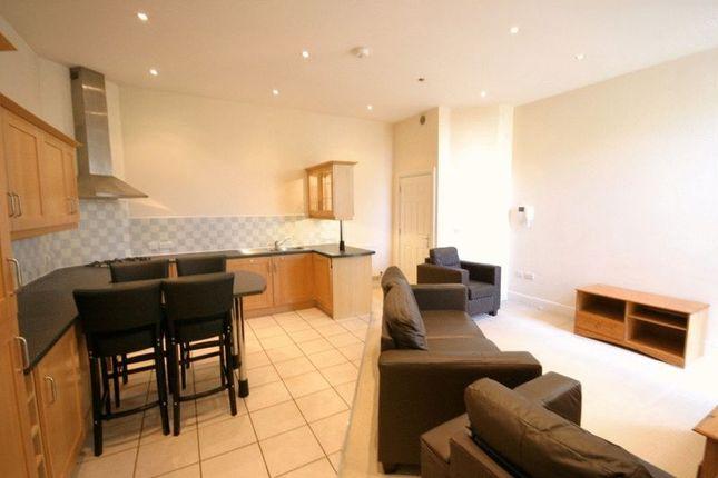 Thumbnail Maisonette to rent in Littleover House, Burton Road, Derby