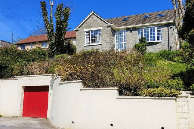 Thumbnail Bungalow to rent in Chynoweth, Berrycoombe Road, Bodmin