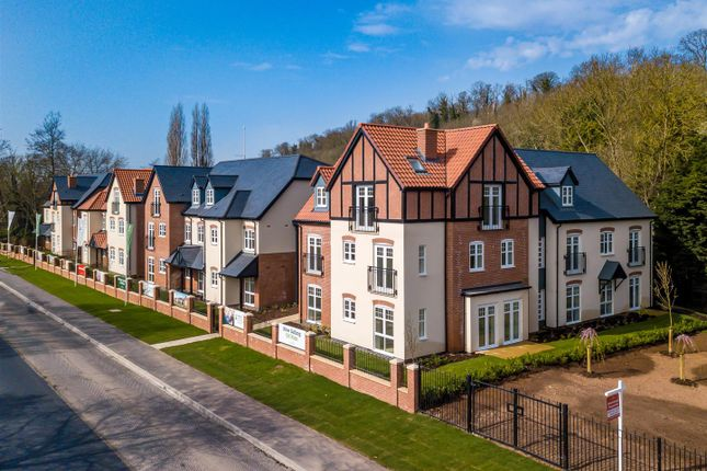 Thumbnail Flat for sale in The Willow, Plot 43 Wisteria Place, Old Main Road