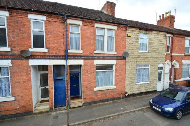 Thumbnail Terraced house to rent in Gordon Street, Kettering
