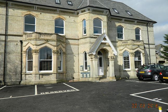 Thumbnail Flat to rent in Priory Road, St Ives