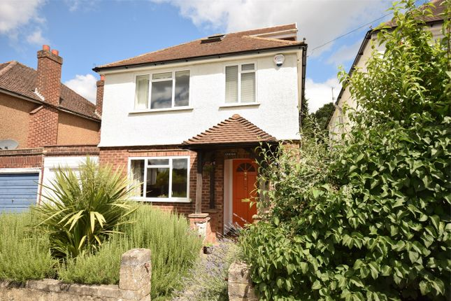 Thumbnail Detached house for sale in Lambarde Drive, Sevenoaks, Kent