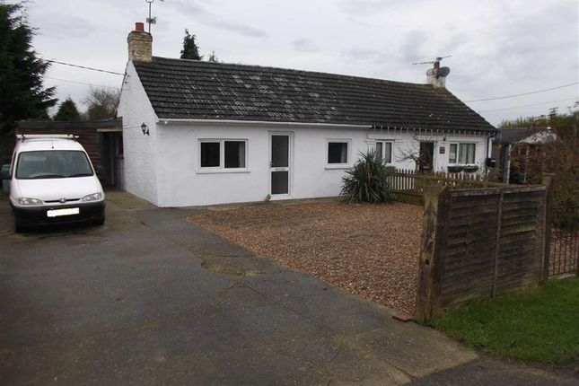 Thumbnail Bungalow to rent in Wickenby, Lincoln