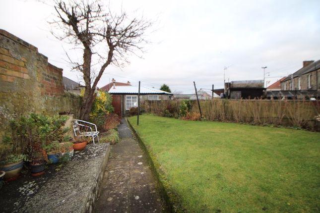 Garden of Ramsay Road, Kirkcaldy KY1
