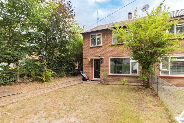 Front of Pinefields Close, Crowthorne, Berkshire RG45