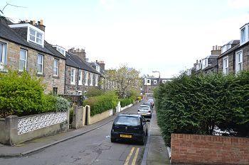 Thumbnail Flat to rent in Rosevale Terrace, Edinburgh