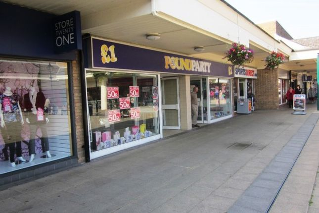 Thumbnail Retail premises to let in Unit 50-52 Belvoir Shopping Centre, Belvoir, Coalville