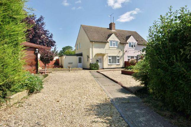 2 bed semi-detached house to rent in Glen Close, Stratton Audley, Bicester