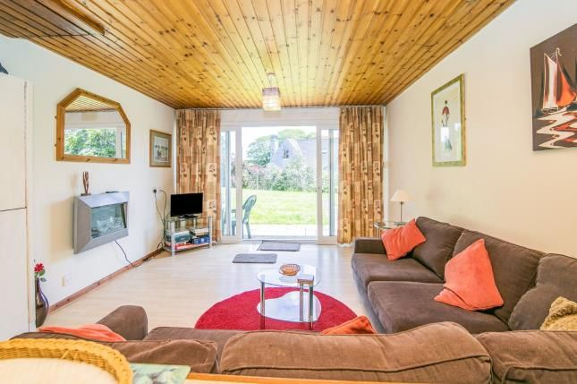 Lounge Area of Carworgie, Newquay, Cornwall TR8
