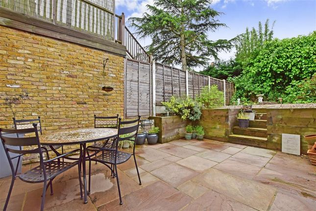 Patio Area of Palmerston Road, Buckhurst Hill, Essex IG9