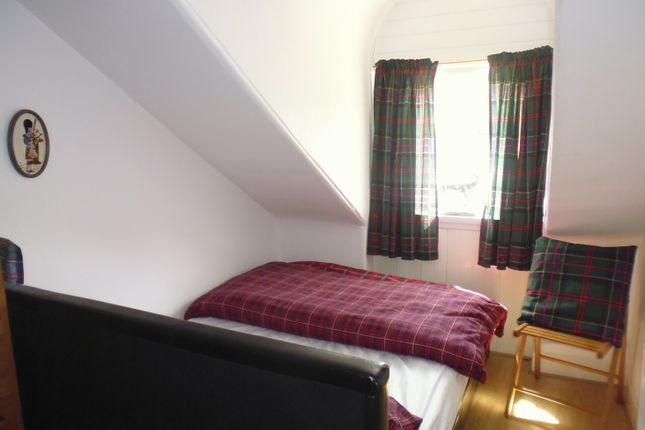 Bedroom 1 of Flat 2/2, 74, Ardbeg Road, Rothesay, Isle Of Bute PA20