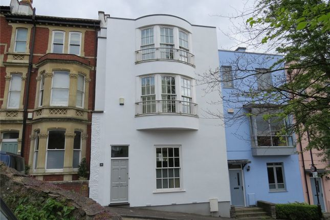 Thumbnail Terraced house for sale in Granby Hill, Bristol