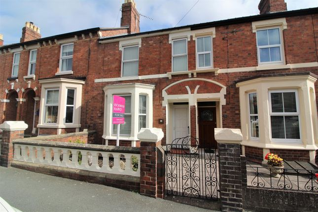 Thumbnail Terraced house for sale in Park Avenue, Oswestry