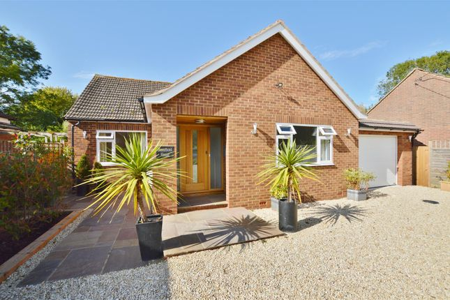 Thumbnail Detached bungalow for sale in Chapel Lane, Long Marston, Tring