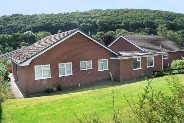 Thumbnail Detached house for sale in Millfield Close, Knighton