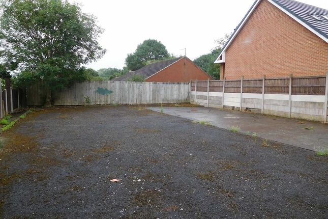 Land for sale in Orme Road, Newcastle, Staffordshire