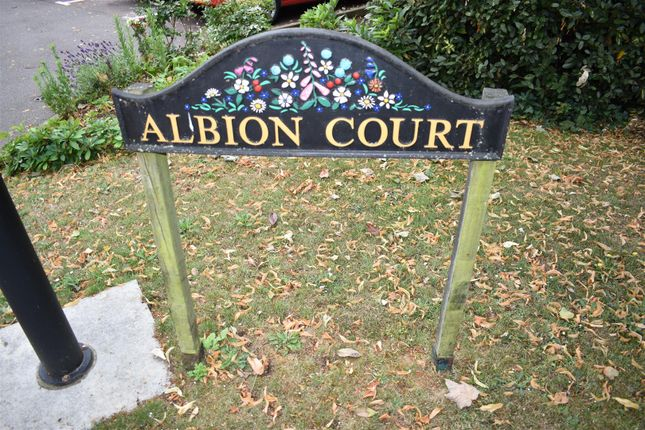 Approach of Albion Place, Northampton NN1