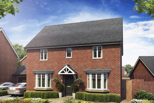 "Thumbnail Detached house for sale in ""Bradgate"" at Barnhorn Road, Bexhill-On-Sea"