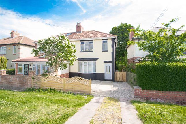 Thumbnail Semi-detached house to rent in Delves Lane, Consett