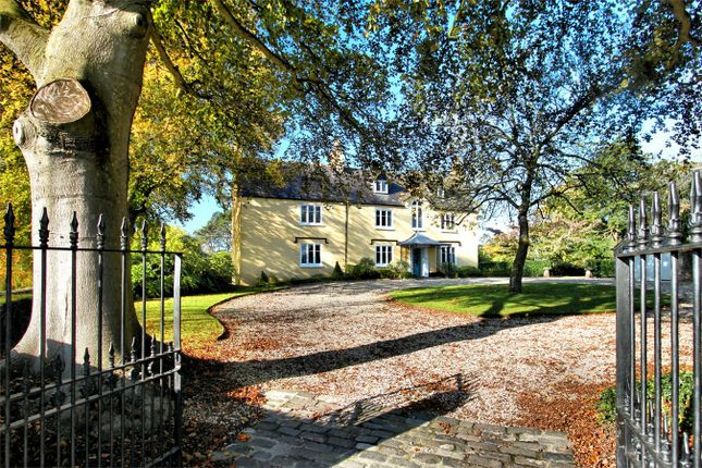 6 bed detached house for sale in Westend House, West End, Wickwar, Wotton Under Edge, South Gloucestershire GL12