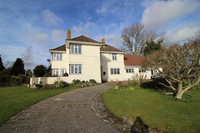 Thumbnail Detached house for sale in Ham Road, Wanborough, Swindon