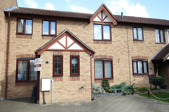 3 bed terraced house for sale in Millers Court, Barham, Ipswich, Suffolk