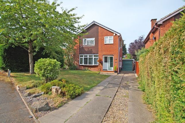 Thumbnail Detached house for sale in Granby Close, Redditch