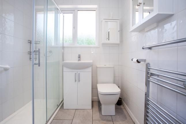 Bathroom of Park Gate, Southampton, Hampshire SO31