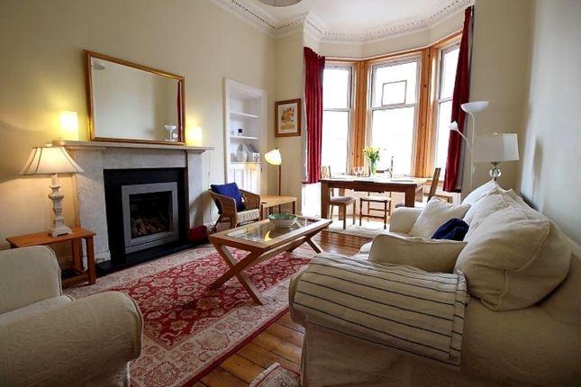 Thumbnail Flat to rent in Sylvan Place, Edinburgh