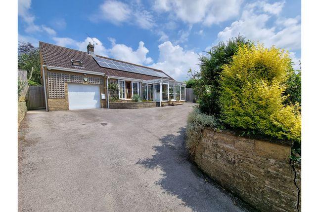 Thumbnail Detached bungalow for sale in Upton Lane, Seavington St. Michael, Ilminster