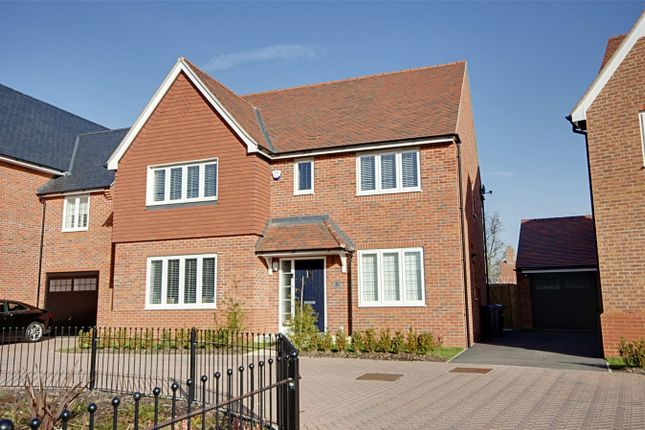 Thumbnail Detached house for sale in Johnston Street, Gilston, Harlow, Hertfordshire