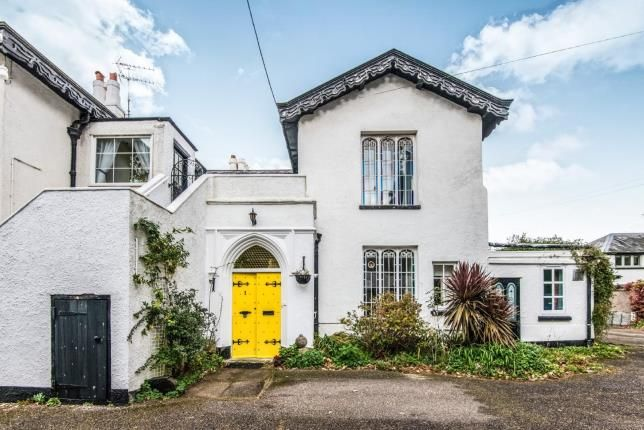 3 bed flat for sale in Sidcliffe, Sidmouth, Devon EX10