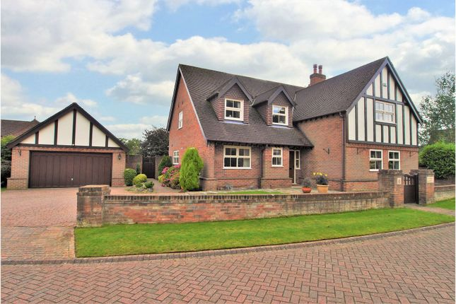 Thumbnail Detached house for sale in Old Vicarage Park, Brigg