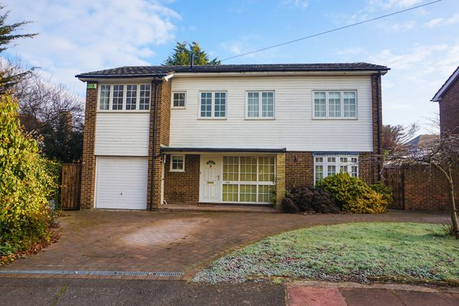 4 bed detached house for sale in Kingswood Avenue, Bromley
