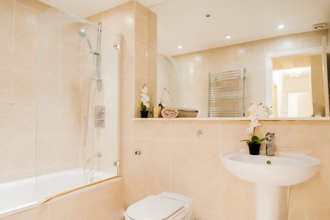 Bathroom of Baker Street, Marylebone, Central London NW1