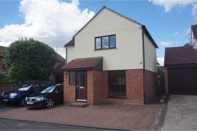 Thumbnail Detached house for sale in Blenheim Road, Brentwood