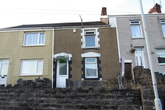 Thumbnail Terraced house for sale in Dinas Street, Plasmarl, Swansea, City And County Of Swansea.