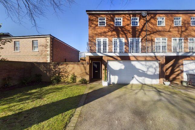Thumbnail Terraced house for sale in Lillington Avenue, Leamington Spa