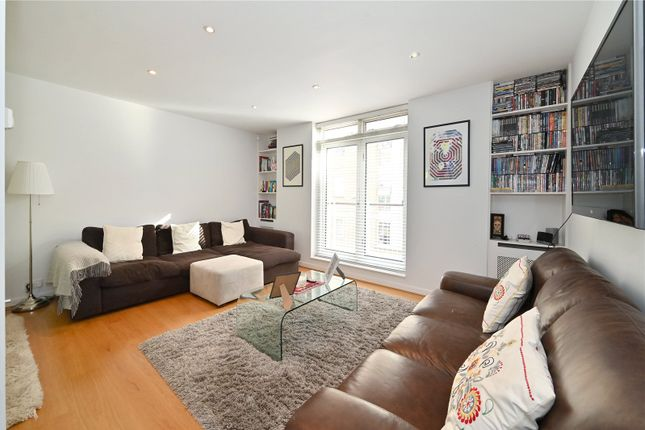Reception of Chandlers Mews, London E14