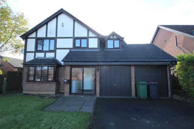 Thumbnail Detached house to rent in Powell Road, Priorslee, Telford