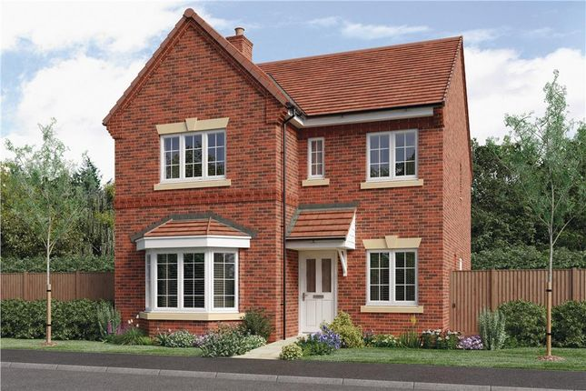 "Thumbnail Detached house for sale in ""Calver"" at Copcut Lane, Copcut, Droitwich"