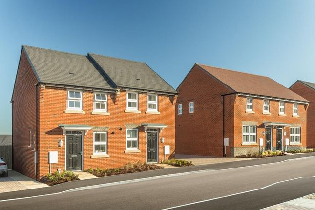 """2 bed semi-detached house for sale in """"Wilford"""" at Magna Road, Canford BH11"""