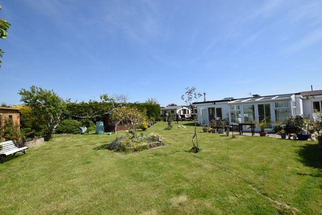 Rear Garden of Haven Close, Pevensey Bay BN24