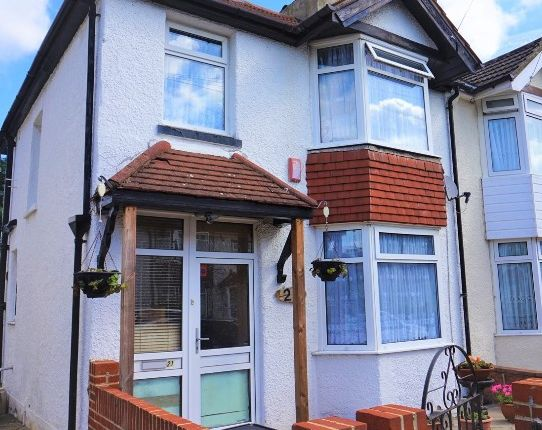 3 bed semi-detached house for sale in Westbourne Road, Croydon