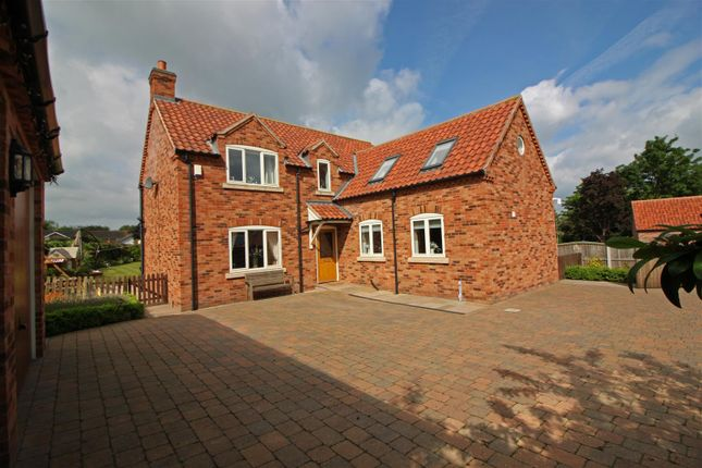 Thumbnail Detached house for sale in Home Rise, North Leverton, Retford