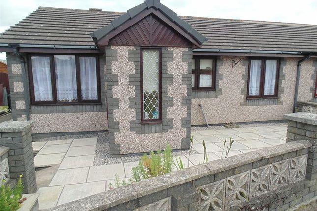 Thumbnail Semi-detached bungalow to rent in Estuary Park, Askam In Furness, Cumbria