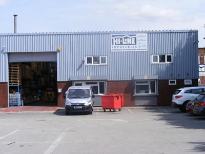Thumbnail Warehouse to let in Unit 5, Oxford Street, Burton Upon Trent, Staffordshire